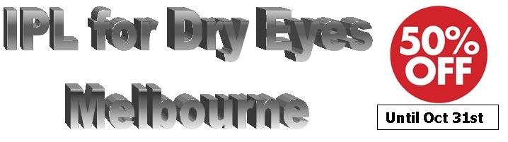 IPL for Dry Eyes Melbourne